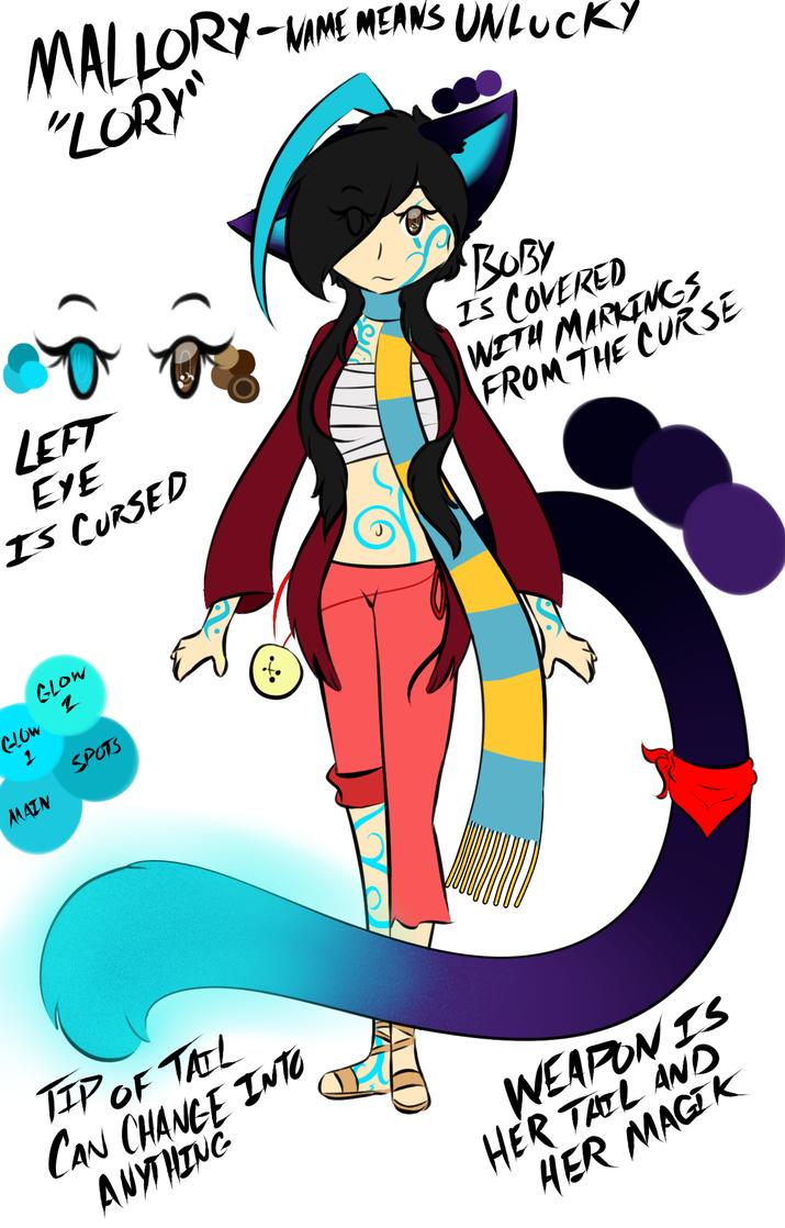 Adventure Time OC - Mallory~ by KhaosKaz on DeviantArt Adventure Time Oc Male