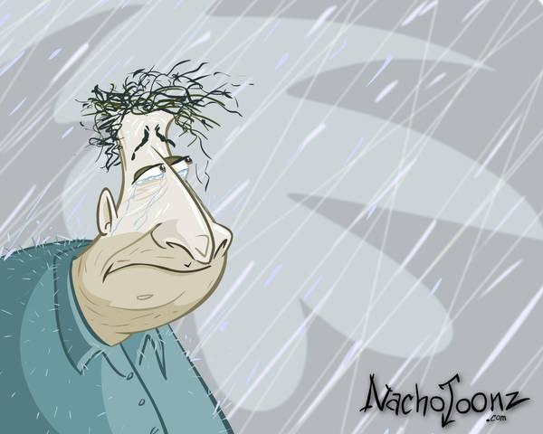 Sad Man Wallpaper By Nachotoonz On Deviantart