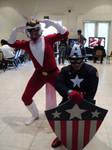 Viewtiful Joe Captain America