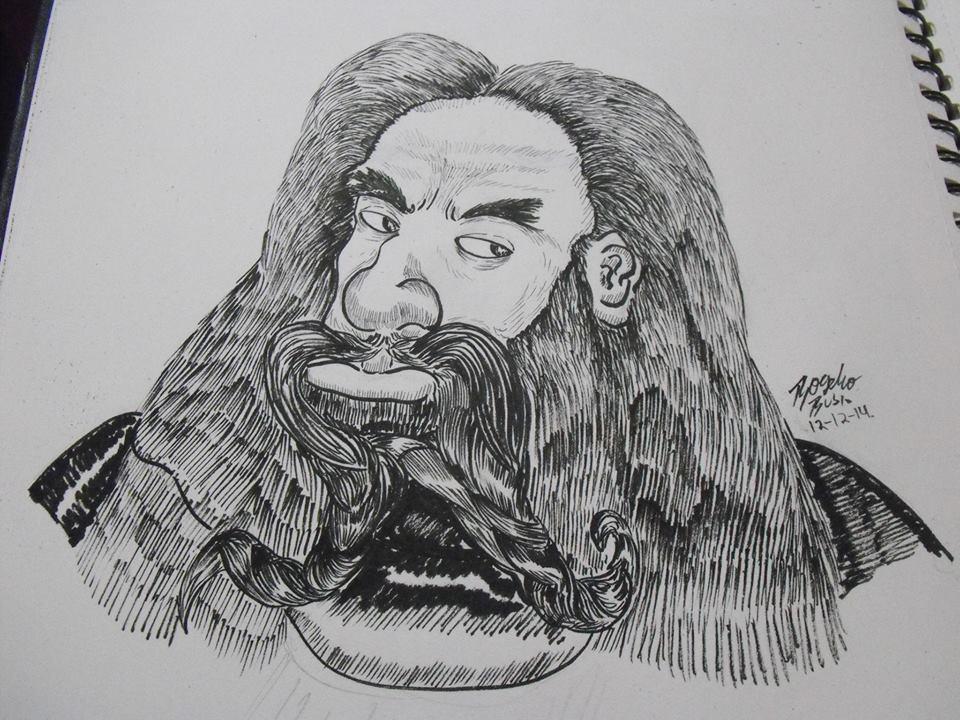 Dwarf by KyubiNabruto
