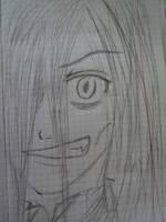 Zombie by LoboTaker