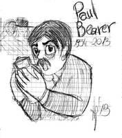 WWE: Paul by LoboTaker