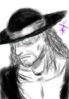 Undertaker by LoboTaker
