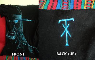Undertaker T-shirt by LoboTaker