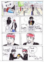 WWE: Happy Birthday by LoboTaker