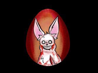 Creepypasta Easter egg - Jeff the Killer