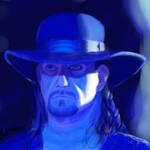The Undertaker's portrait by LoboTaker