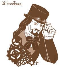 UnderTober - 28. SteamTaker