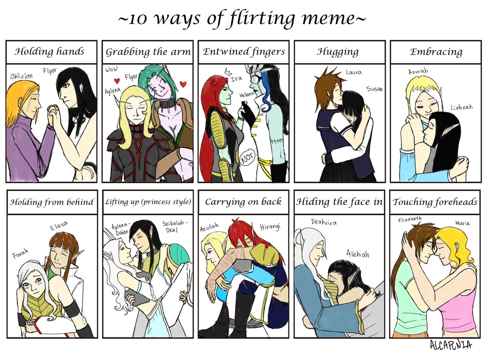 flirting memes memes
