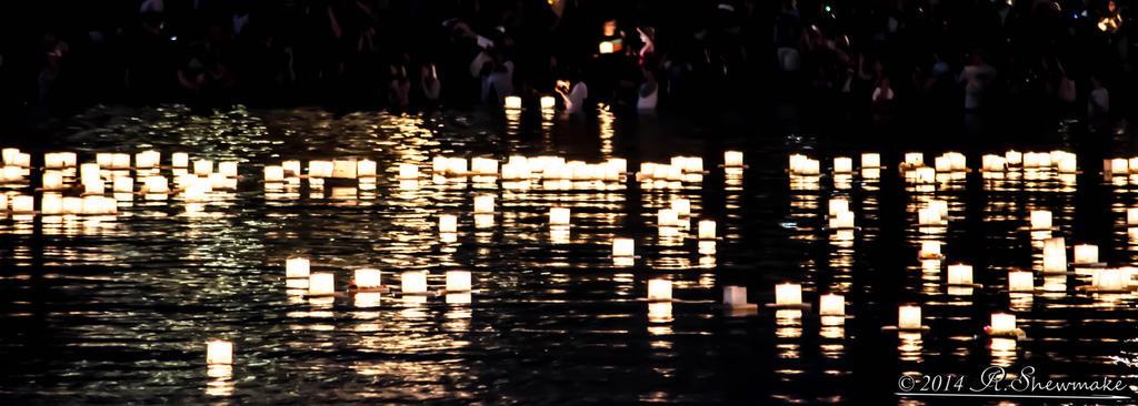 Floating Lanterns by RJShewmake