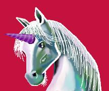 Unicorn by NoteyMan