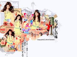 20100809 Selena Gomez 1 by EdwardHuaBin