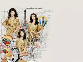 20101015 Selena Gomez by EdwardHuaBin