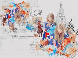 20101211 Taylor Swift 2 by EdwardHuaBin