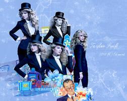 20101225 Taylor Swift by EdwardHuaBin