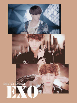 2012.7.6 EXO History by EdwardHuaBin