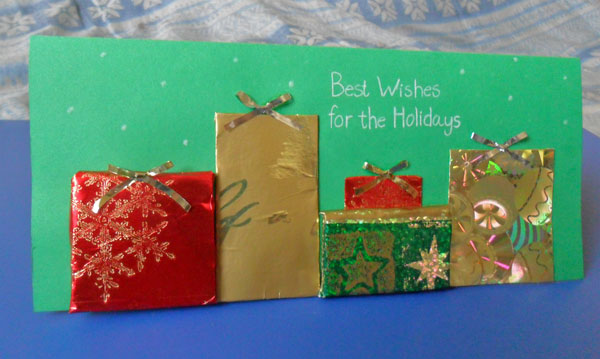 Holiday Card Project 2014 by dynablade