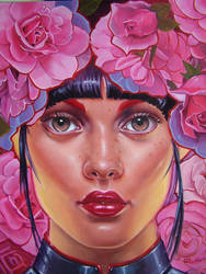 THe perfect doll fake chinese by Italia-Ruotolo-Art