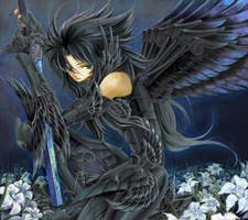 Xana the Fallen Angel by xana2012
