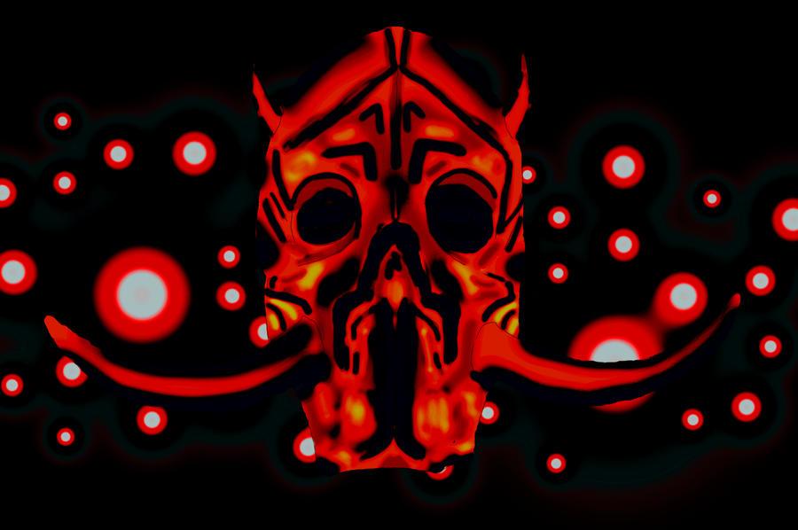 Skyrim: Konahrik Demonic by Parag0nn on DeviantArt