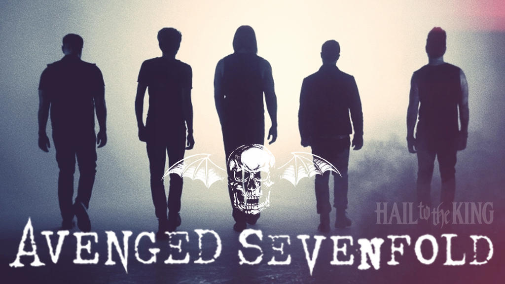 Avenged Sevenfold Hail To The King Wallpaper By BryanLeung94
