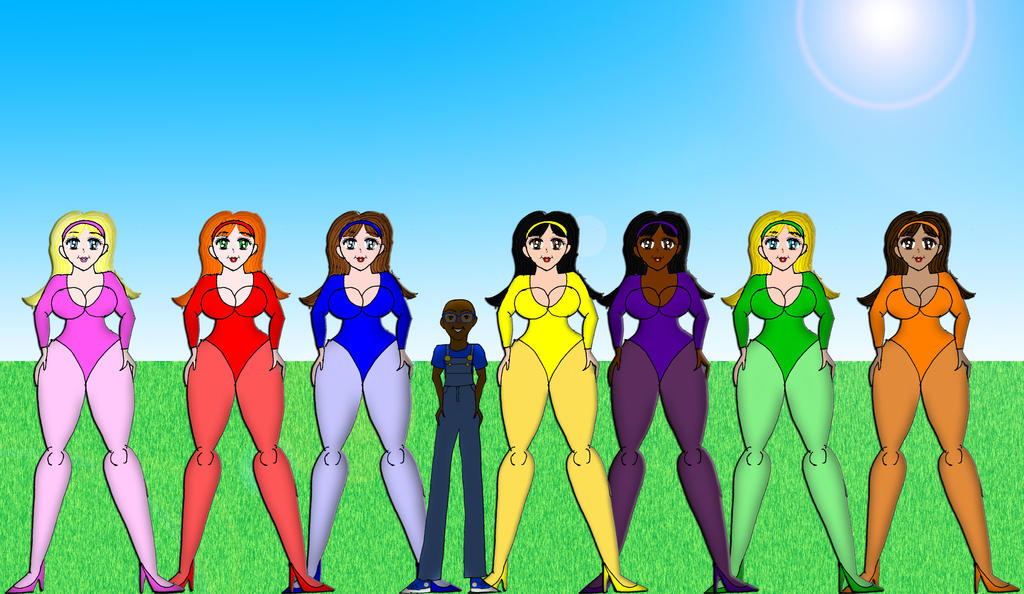 My BBWs in Leotard copy by EMac-73