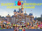 Happy 90th Birthday Mickey Mouse (1928-2018)