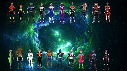 Future Kamen Riders