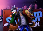 The MOB 3 by SonicaHedge