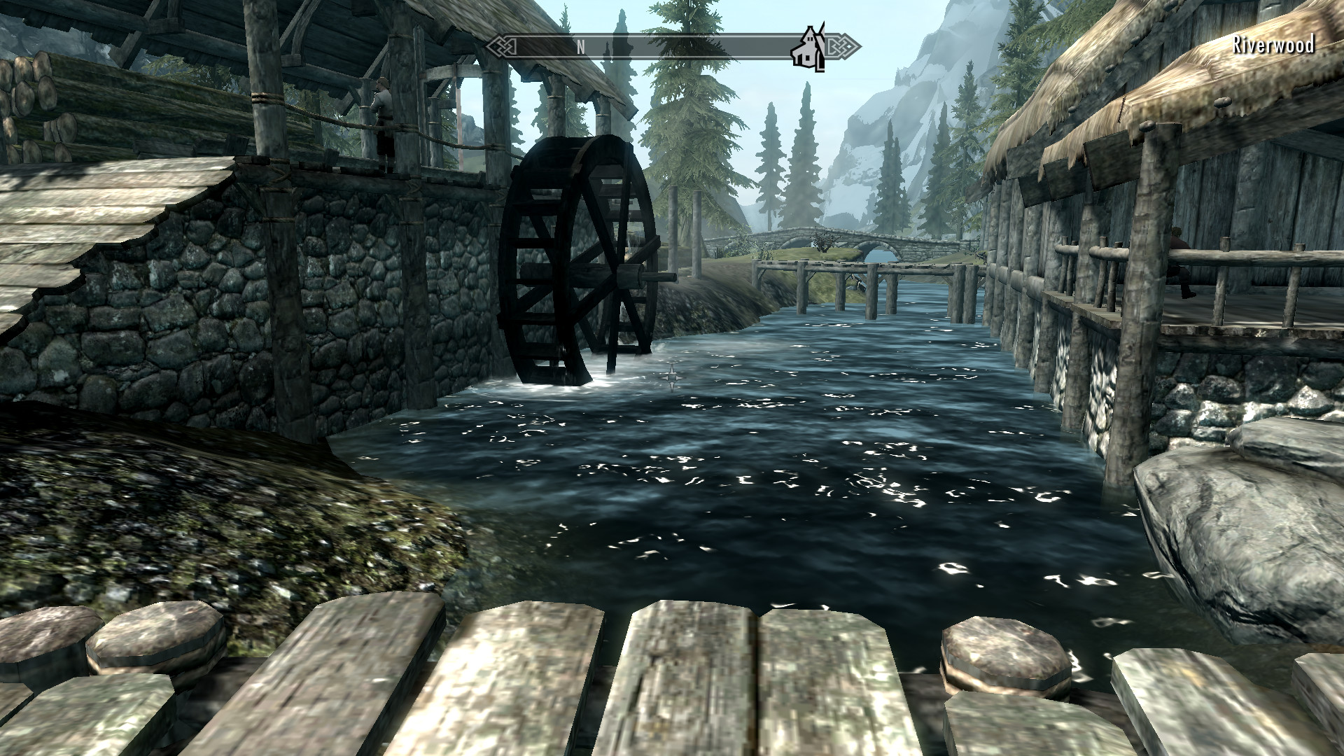 Skyrim Graphics Comparison - Video Games - Level1Techs Forums