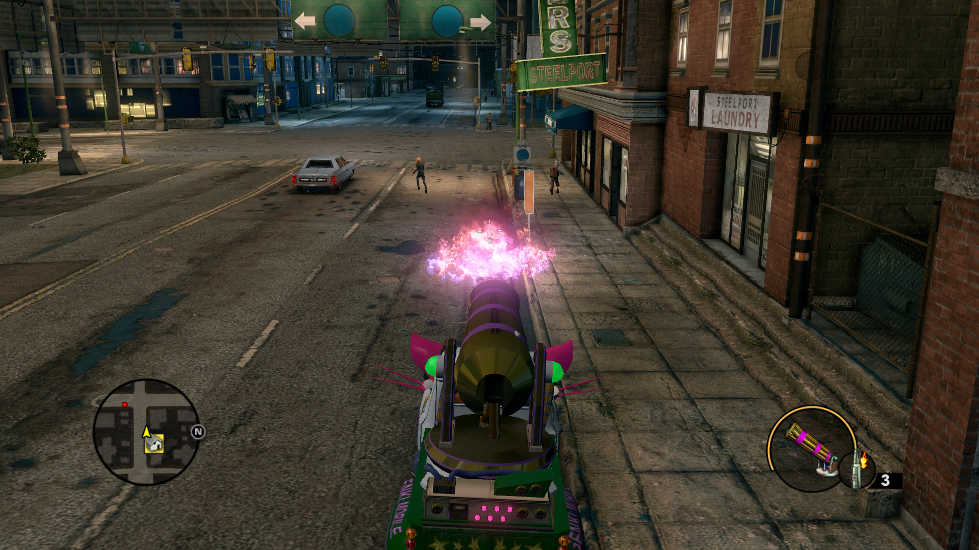 Saints row 2 patch fucks streaming