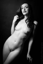 Nude Figure - Electrish 9 by greglarro