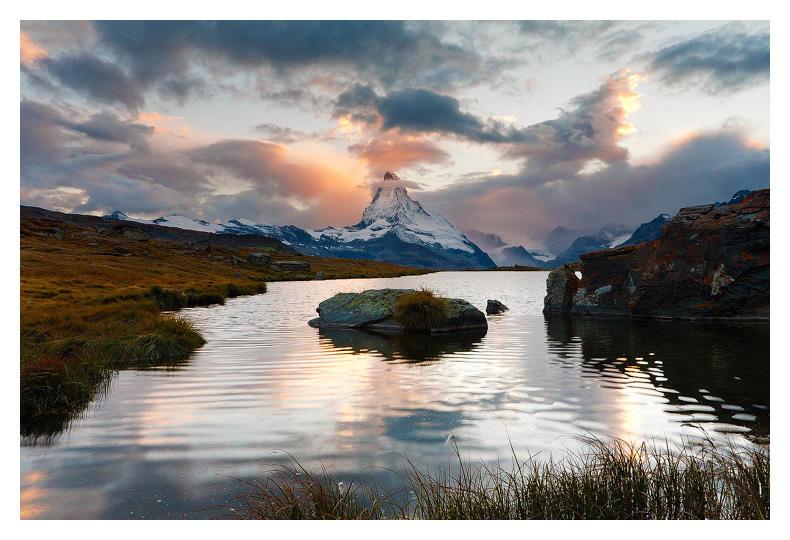 Stellisee, Matterhorn