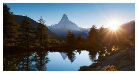 Grindji, Matterhorn