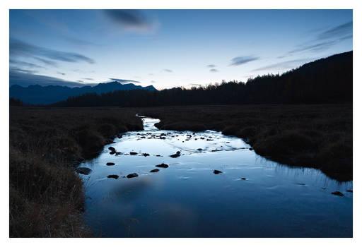 Val Buscagna at night