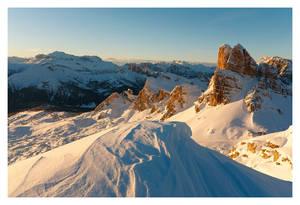Nuvolau, Dolomites