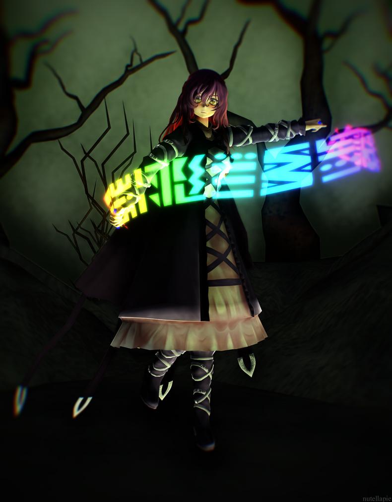 Byakuren Hijiri by NutellaPie