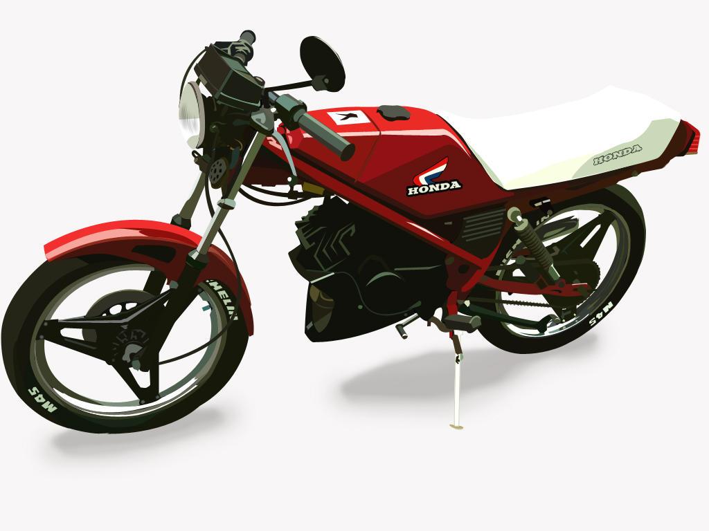 Honda MB 1.0 by ProDigital