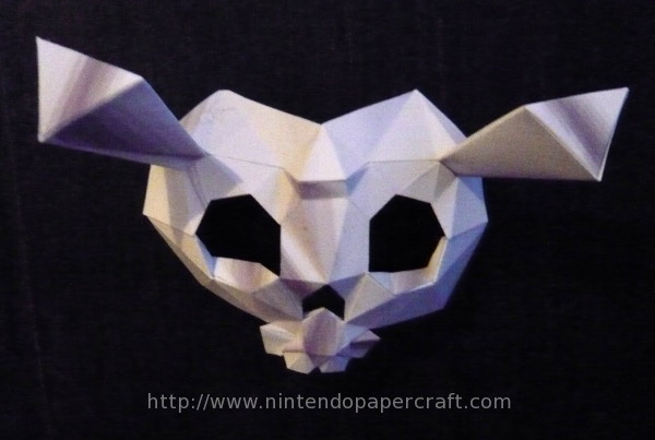 Skull Mask by Drummyralf
