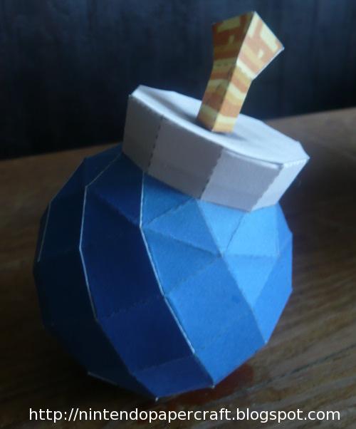 Windwaker Bomb by Drummyralf