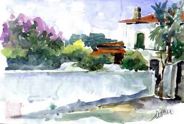 Frejus, Provence by lapoall