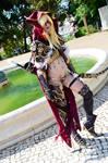 Lady Sylvanas Windrunner cosplay