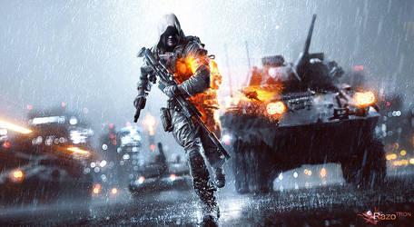 Battlefield 4: Black Flag by RazoTRON