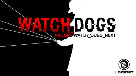 [WATCH_DOGS] Red and White by RazoTRON