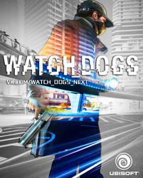 [Watch_Dogs] - Fan Art by RazoTRON