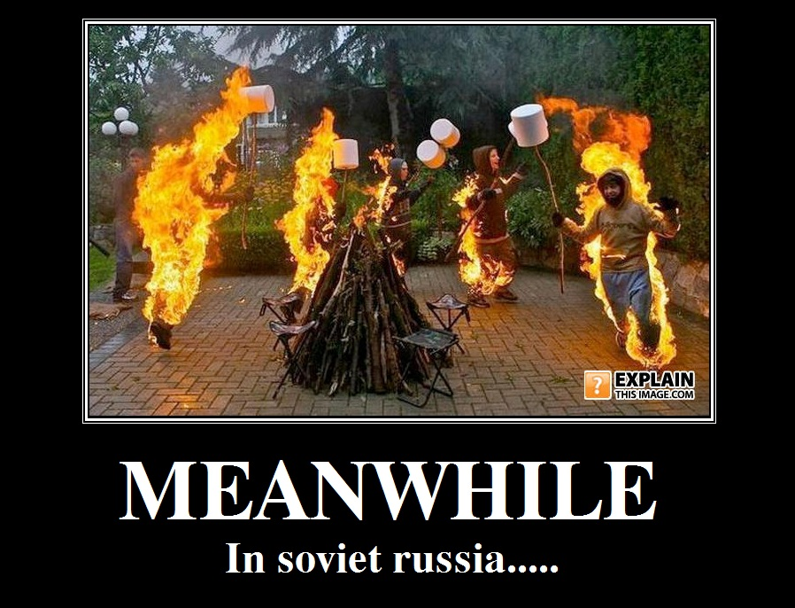 In Soviet Russia... - Forum Games | Page 6 | Android Forums