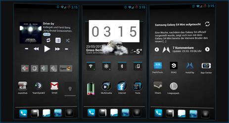Samsung Galaxy SIII - CyanogenMod 10.1 by Molchi90