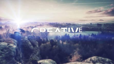 Creative Wallpaper by Molchi90