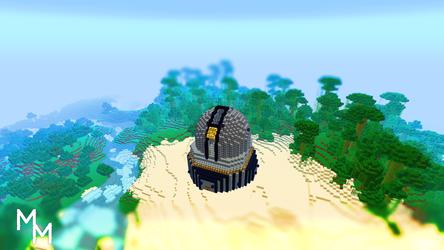 Minecraft Observatorium by Molchi90