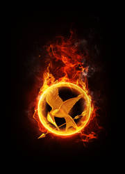 Android: Catching Fire Wallpaper by Molchi90